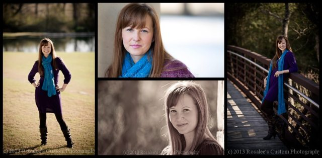 A collage of recent photos, courtesy of Rosalee's Custom Photography